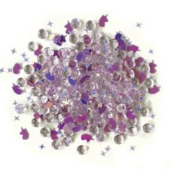 Buttons Galore Shimmerz -koristeet, Unicorn Legend