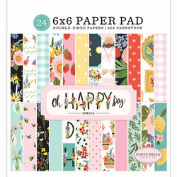 Carta Bella Oh Happy Day -paperipakkaus