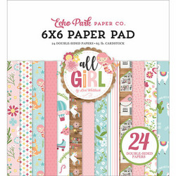 Echo Park All Girl -paperipakkaus
