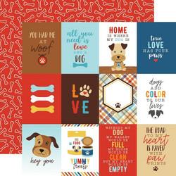 Echo Park I Love My Dog skräppipaperi 3