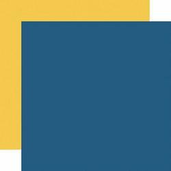 Echo Park I Love My Dog skräppipaperi Blue / Yellow