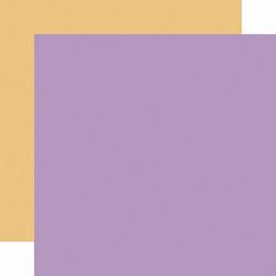 Echo Park It's Your Birthday Girl skräppipaperi Purple / Yellow
