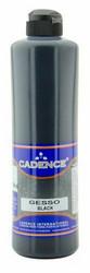 Cadence Gesso, musta, 500 ml