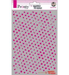 Pronty sapluuna Pattern Grunge by Jolanda