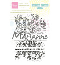 Marianne Design Texture Stamps, Tiles -leimasinsetti