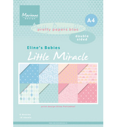 Marianne Design Eline's Babies, Little Miracles -paperikko