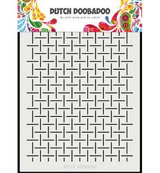 Dutch Doobadoo Raster -sapluuna