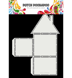 Dutch Doobadoo Box Art House -sapluuna