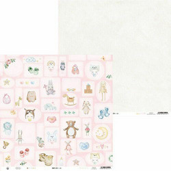 Piatek skräppipaperi Baby Joy 03