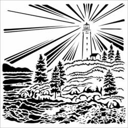 Crafter's Workshop sapluuna Lighthouse