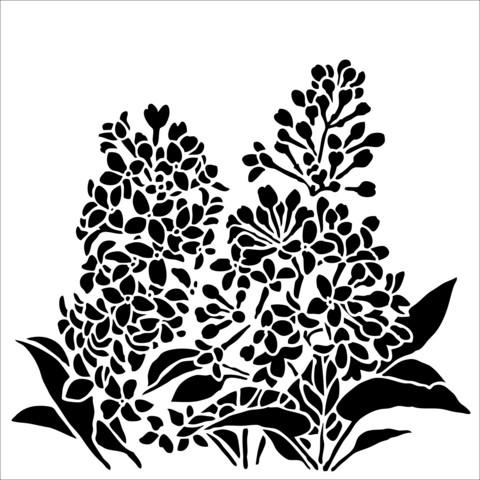 Crafter's Workshop sapluuna Lilacs