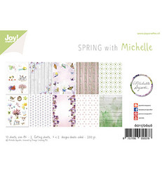 Joy! crafts paperipakkaus Spring with Michelle