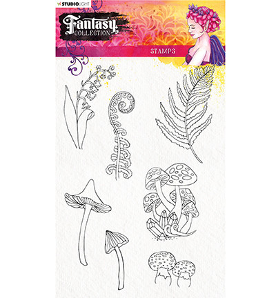 Studio Light Fantasy Collection leimasinsetti 444