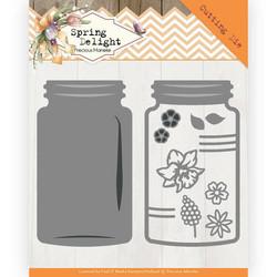 Precious Marieke Spring Delight stanssisetti Spring Jar