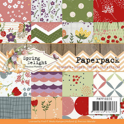 Precious Marieke paperipakkaus Spring Delight