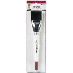 Dina Wakley Media Stiff Bristle Brush -sivellin, 2