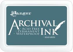 Archival Ink -mustetyyny, sävy Seafarer