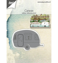 Joy! Crafts stanssi Caravan