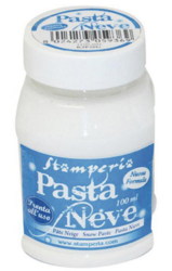 Stamperia Snow -pasta, lumipasta, 100 ml