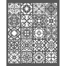 Stamperia sapluuna Azulejos