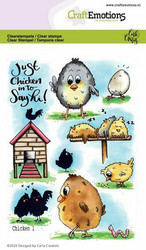 CraftEmotions leimasinsetti Chicken