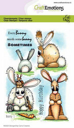 CraftEmotions leimasinsetti Bunny