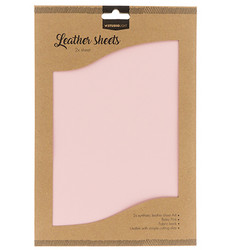 Studio Light Fake Leather -arkit, Baby Bink