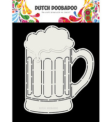 Dutch Doobadoo Beer Glas -sapluuna