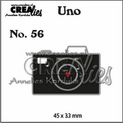Crealies stanssisetti Camera, small