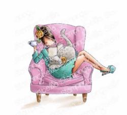 Stamping Bella Curvy Girl Multitasker -leimasinsetti