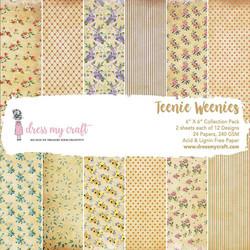 Dress My Craft paperipakkaus Teenie Weenies