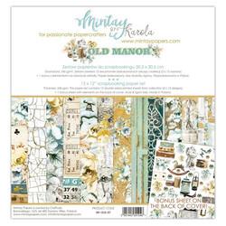 Mintay paperipakkaus Old Manor, 12