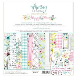 Mintay paperipakkaus Happy Place, 12