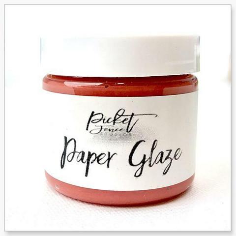 Picket Fence Paper Glaze, sävy Marigold Orange