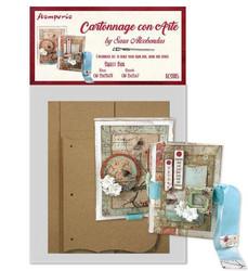 Stamperia Sweet Box Kit -pakkaus