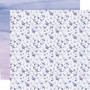 Kaisercraft Amethyst skräppipaperi Opal