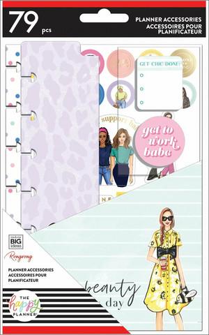 Mambi Happy Planner Mini Accessories -pakkaus Rongrong