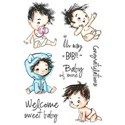 C.C.Designs leimasinsetti Oh My Baby