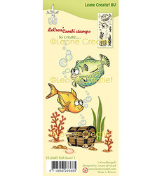Leane Creatief leimasinsetti Fish Bowl 1