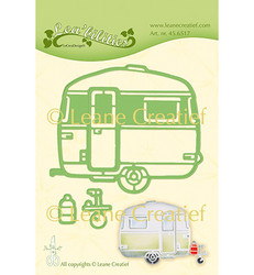 Leane Creatief stanssisetti Caravan