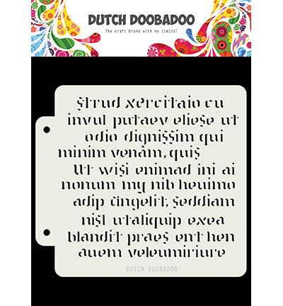 Dutch Doobadoo Script -sapluuna