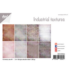 Joy! crafts paperipakkaus Industrial Textures