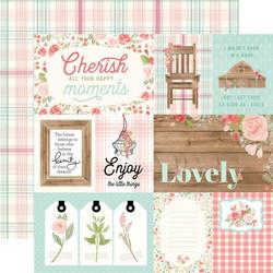 Carta Bella Farmhouse Market skräppipaperi 4