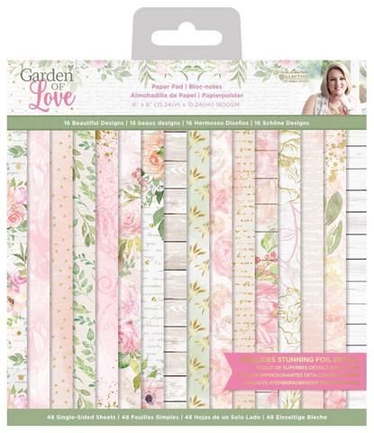 Sara Signature Garden Of Love -paperipakkaus