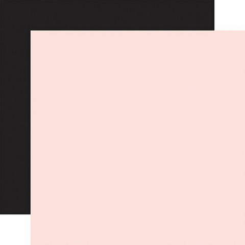 Carta Bella Farmhouse Market skräppipaperi Light Pink / Black