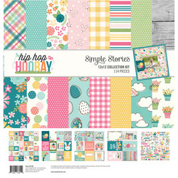 Simple Stories Hip Hop Hooray Collection -paperipakkaus