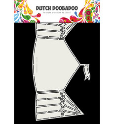 Dutch Doobadoo Card Art Circustent -sapluuna