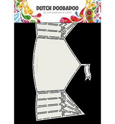 Dutch Doobadoo Card Art Circustent -sapluuna
