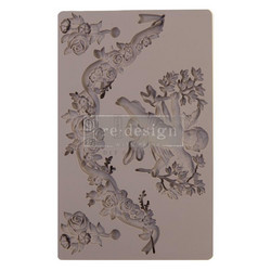 Prima Re-Design Decor Mould -muotti Divine Floral