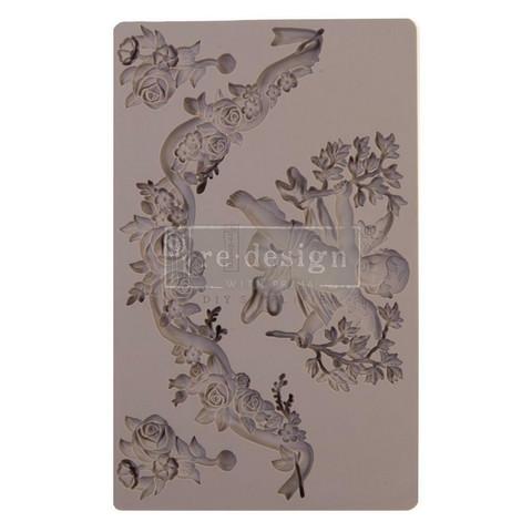 Prima Re-Design Decor Mould -muotti Divine Floral